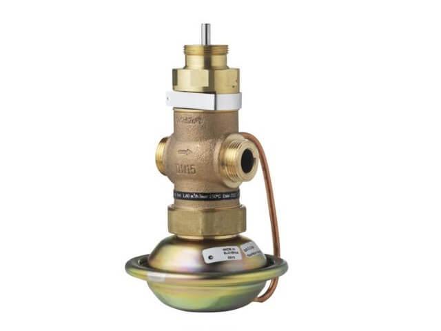 Клапан для регуляторов-ограничителей расхода, kvs 400,0 м3/ч